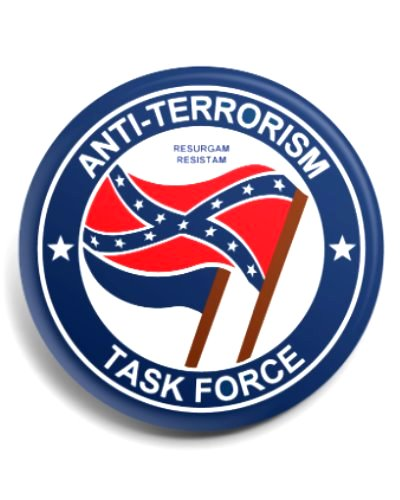 Anti-Terrorism Task Force button