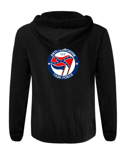 Anti-Terrorism Task Force cotton hoodie