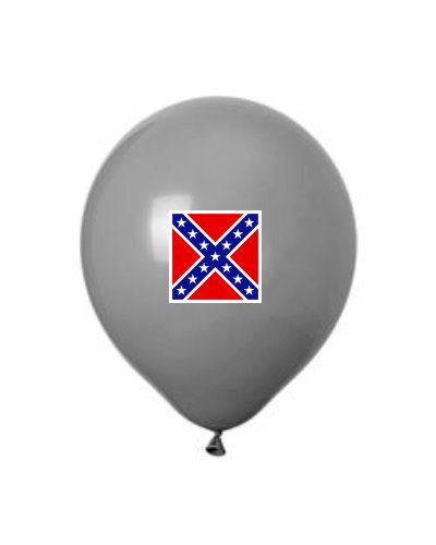 Army of Northern Virginia Confederate Battle Flag balloons