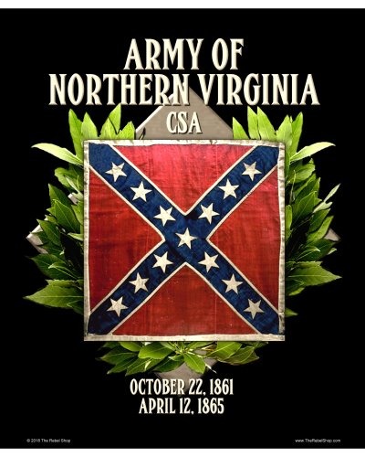 Army of Northern Virginia poster