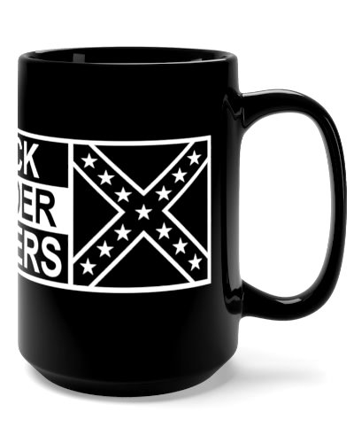 Black Powder Matters coffee mug