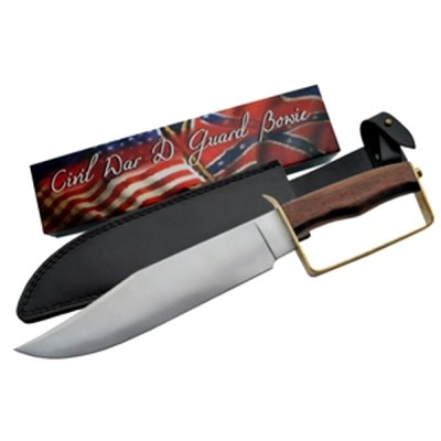 Confederate replica D-Guard Bowie knife