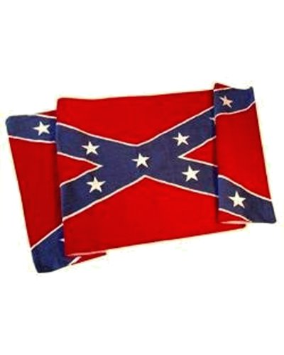 Confederate Army of Tennessee Battle Flag beach towel