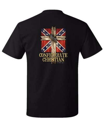 Confederate Christian t-shirt