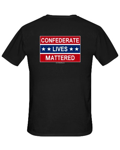Confederate Lives Mattered t-shirt