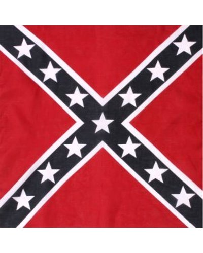 Confederate Battle Flag bandana