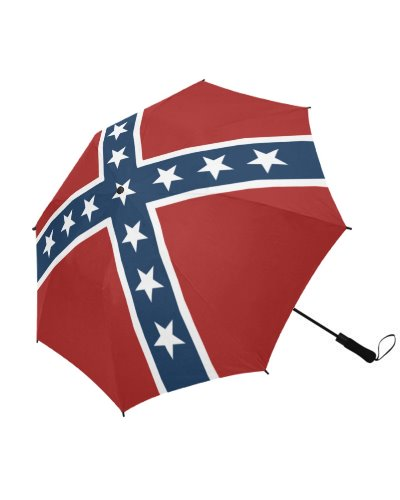 Confederate Battle Flag foldable umbrella
