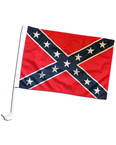 Confederate Army of Tennessee heavy duty polyester car flag