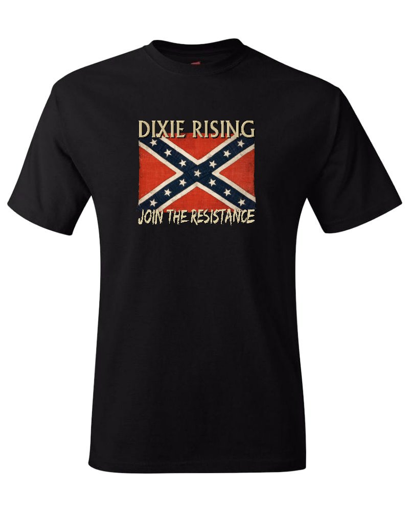 Dixie Rising: Join the Resistance t-shirt