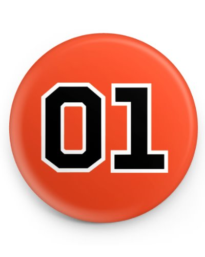Dukes of Hazzard 01 button