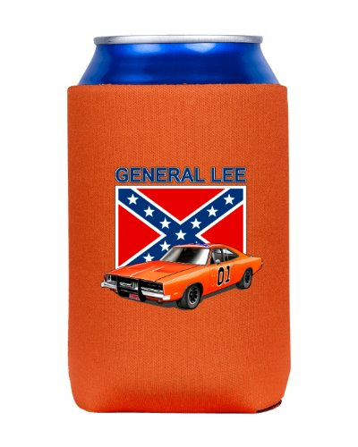 Dukes of Hazzard General Lee can cooler