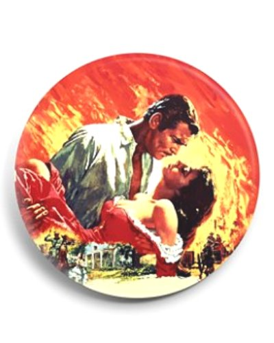 Gone With the Wind button