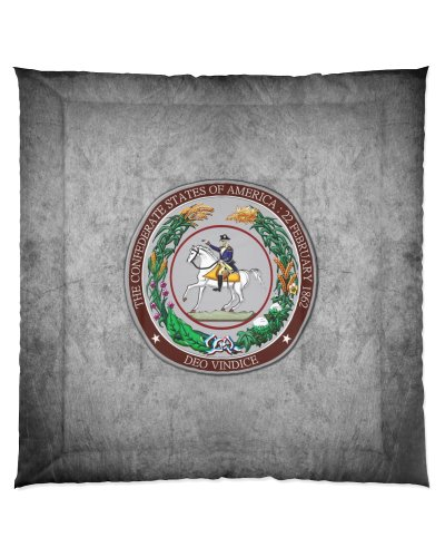 Great Seal of the Confederacy comforter