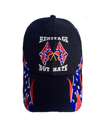 Heritage Not Hate embroidered cap