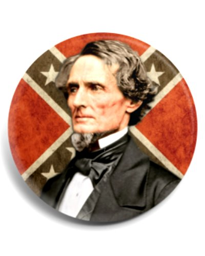 Jefferson Davis button