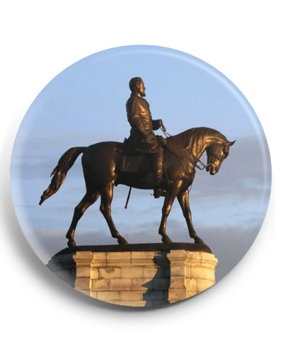 Robert E. Lee Monument Richmond button