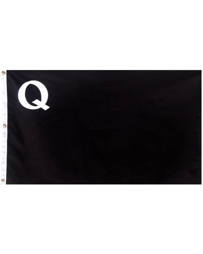 Quantrill's Raiders 3'x5' printed polyester flag