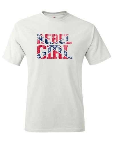 Rebel Girl ladies t-shirt