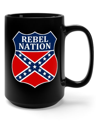Rebel Nation coffee mug