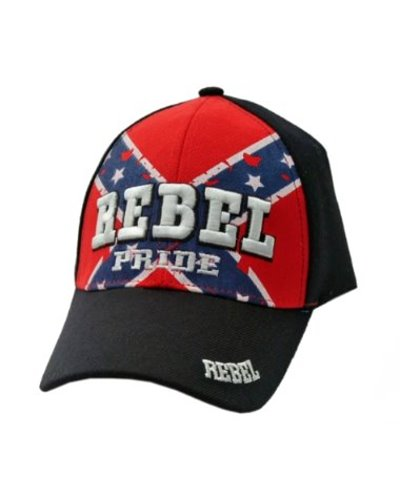 Rebel Pride embroidered cap
