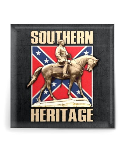 Southern Heritage Lee Monument button