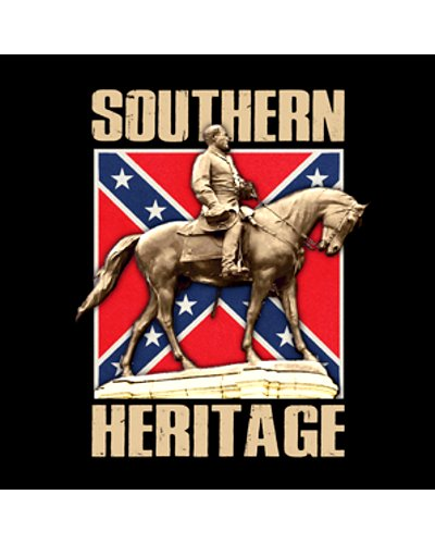 Southern Heritage Lee Monument sticker