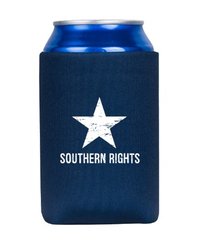 Southern Rights (Bonnie Blue Flag) can cooler