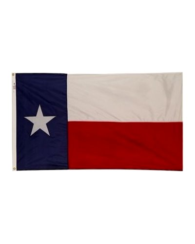 Texas 3'x5' printed polyester flag