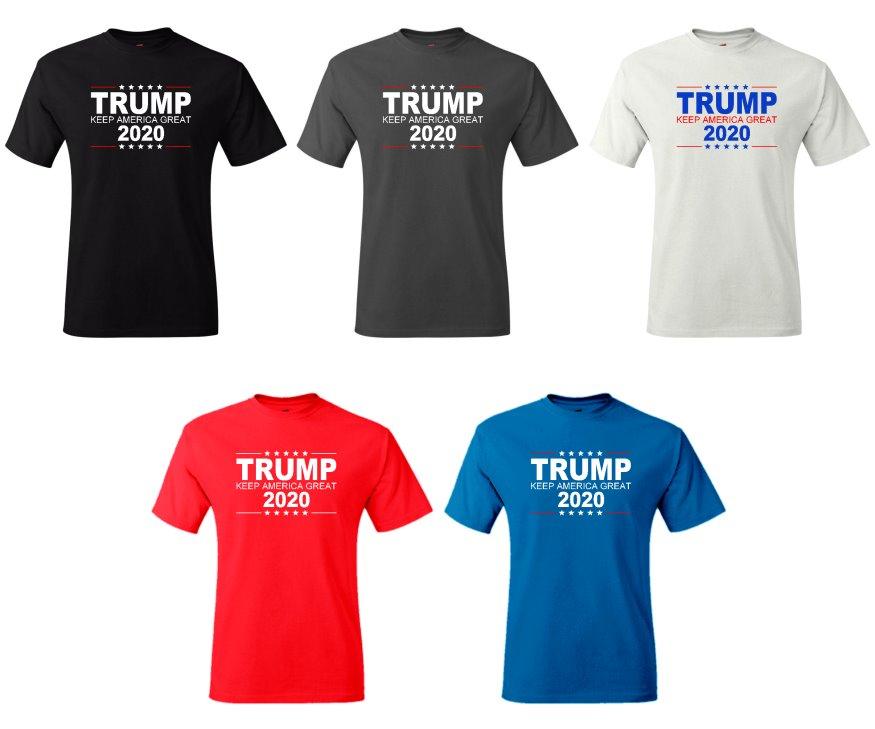 Donald Trump 2020 T-Shirt American Flag 2nd Amendment Shirt Keep America Great