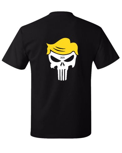 Trump Punisher 2020 t-shirt