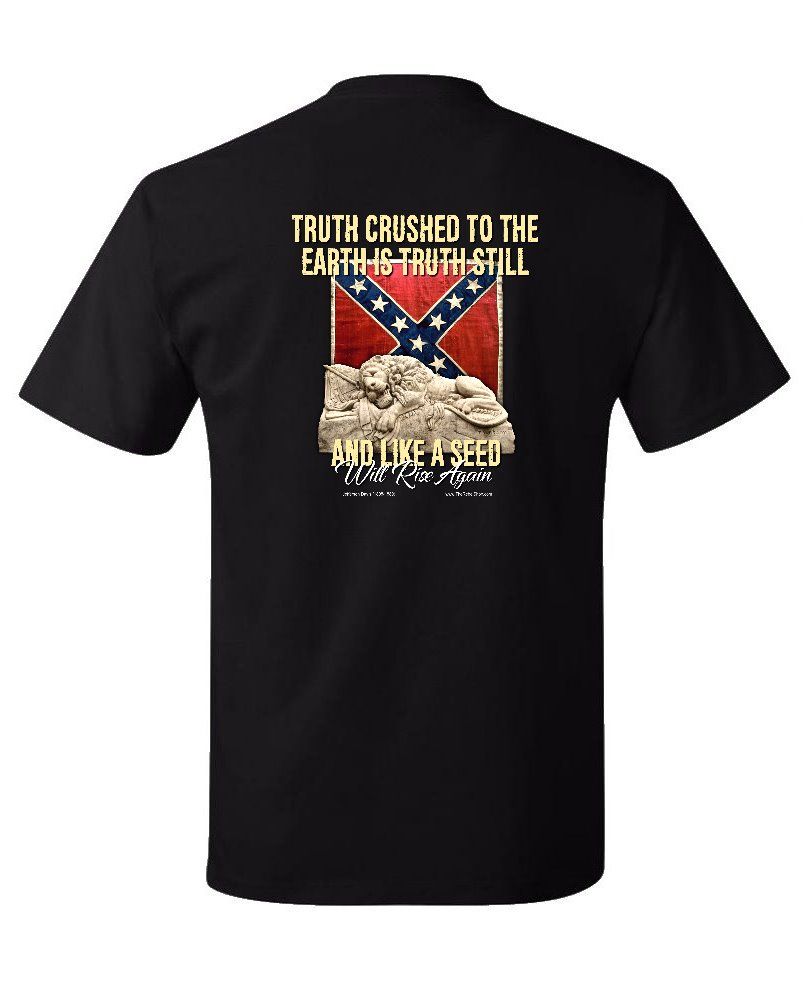 Truth Crushed to the Earth t-shirt